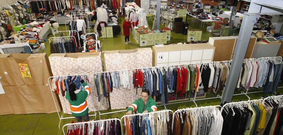Dónde va la ropa que donamos