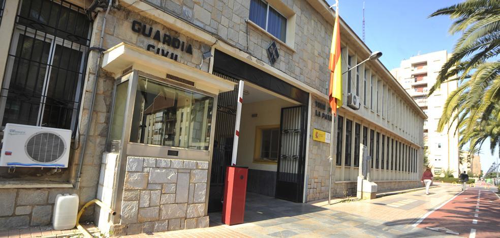 Ingresa en la cárcel el guardia civil sospechoso de atracar a una mujer en Cartagena