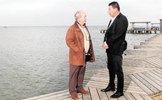 «¿Por qué la factura medioambiental del Mar Menor tenemos que pagarla solo los agricultores?»