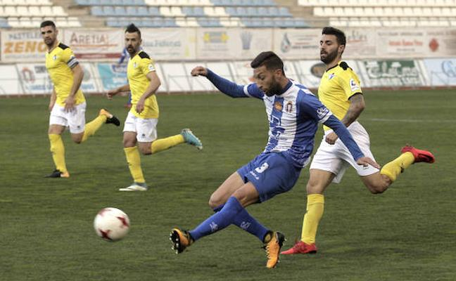 El Lorca Deportiva pierde opciones de salvación