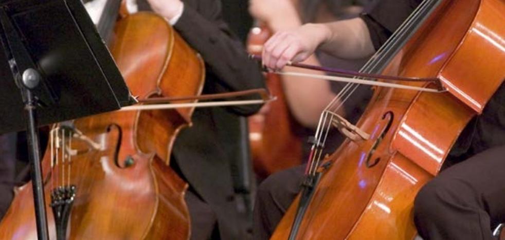 Concierto homenaje 'Con el músico amigo'
