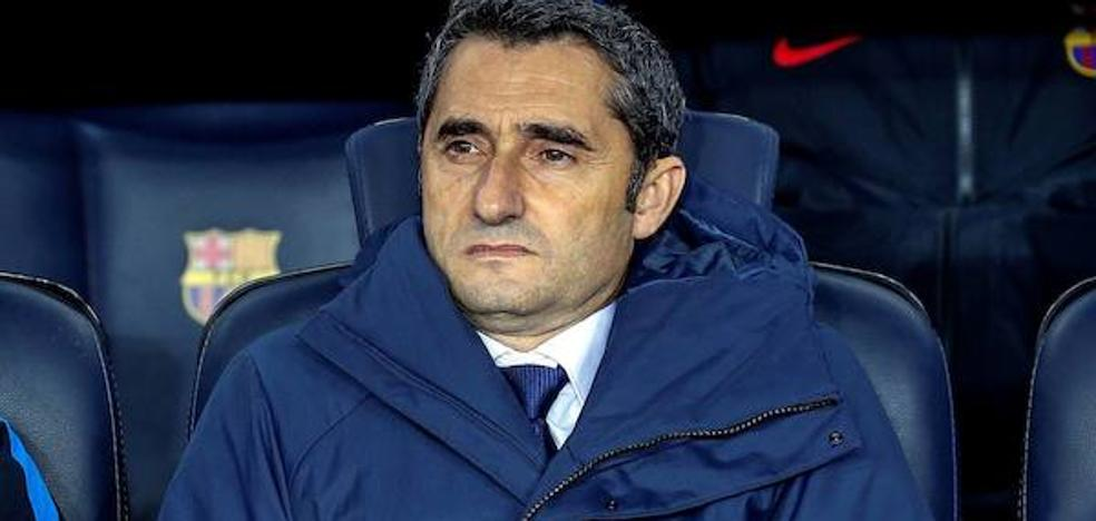 Valverde: «Yo lo veo con la camiseta de mi equipo puesta»