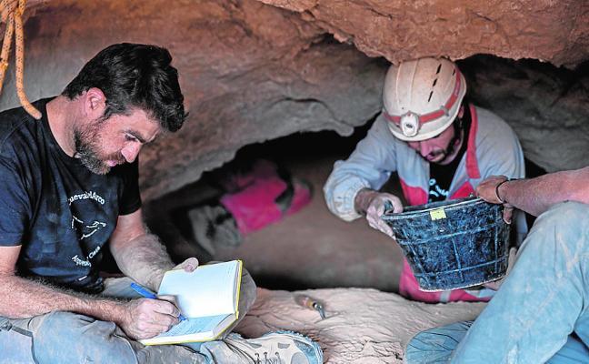 «Cualquier hallazgo en la Cueva del Arco puede ser una revolución»