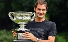 Federer abre una brecha casi insalvable con Nadal