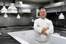 González-Conejero, candidato al Chef del Futuro de la Academia Internacional de Gastronomía