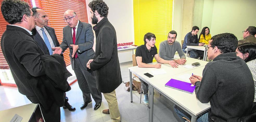 Alumnos y profesores crean 18 empresas en un año en la UPCT