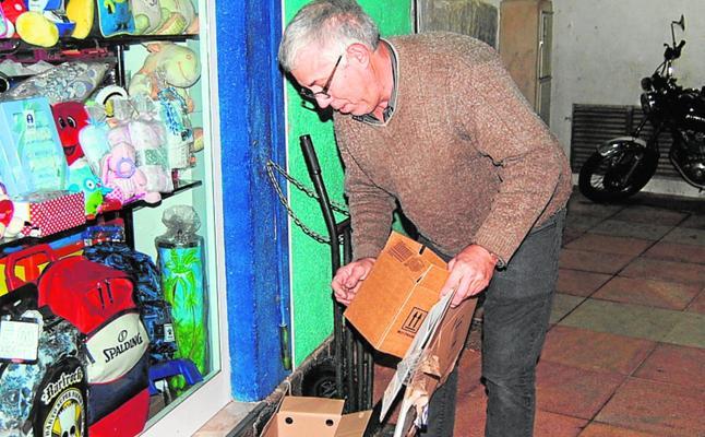 Multas de hasta 1.500 euros a los comercios que gestionen mal sus residuos
