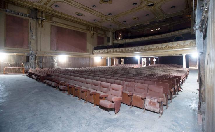 Desempolvando el Cine Central de Cartagena