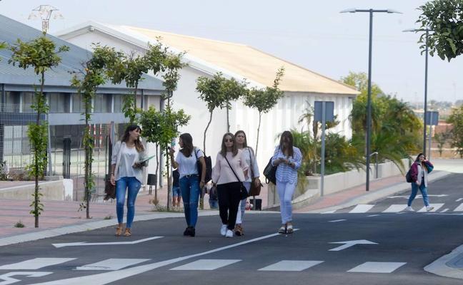 La UCAM organiza unas Olimpiadas Científicas, para atraer estudiantes a Los Dolores