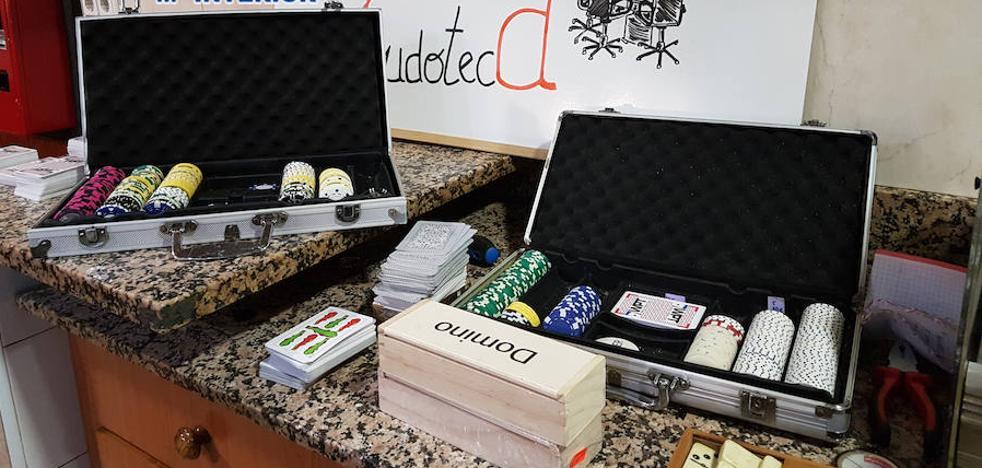 Redada contra el juego ilegal en el polígono de San Ginés de Alcantarilla