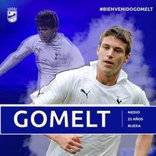 El Lorca FC incorpora al mediocentro croata Gomelt y al delantero jamaicano Brown