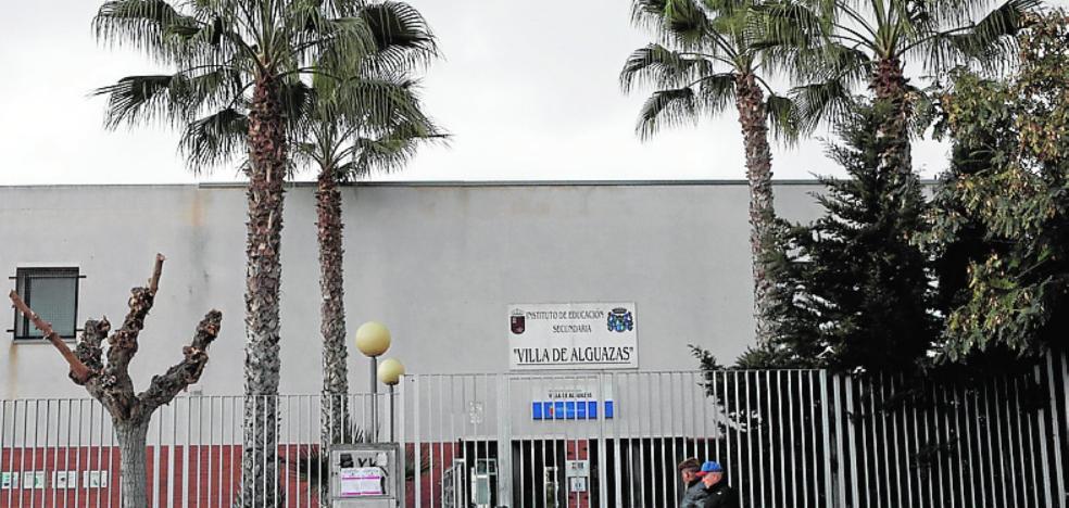 Asaltan en una semana tres institutos en Molina de Segura, Cieza y Alguazas