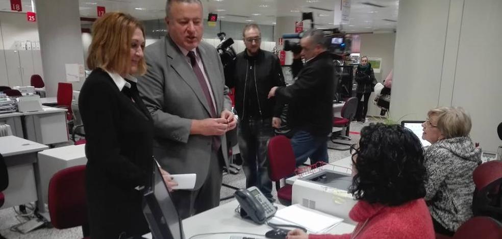 Trabajo inspecciona 50 empresas al mes en la Región bajo sospecha por fraude a la Seguridad Social