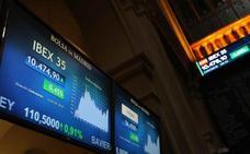 El Ibex-35 se anota un 4% en su mejor mes de enero desde 2017