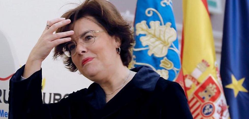 El Gobierno insta a Torrent a abrir nueva ronda de contactos para elegir 'president' de la Generalitat