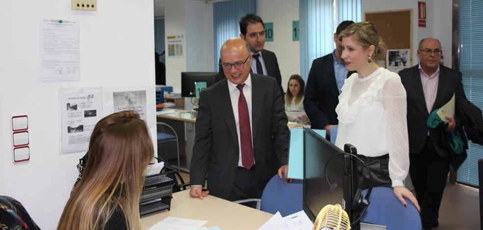 La Comunidad gestionará desde este jueves el impuesto de plusvalías para Molina