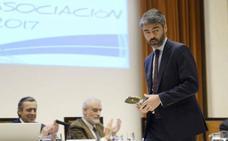 Luis Enríquez, primer directivo de un grupo de comunicación en la lista Forbes España
