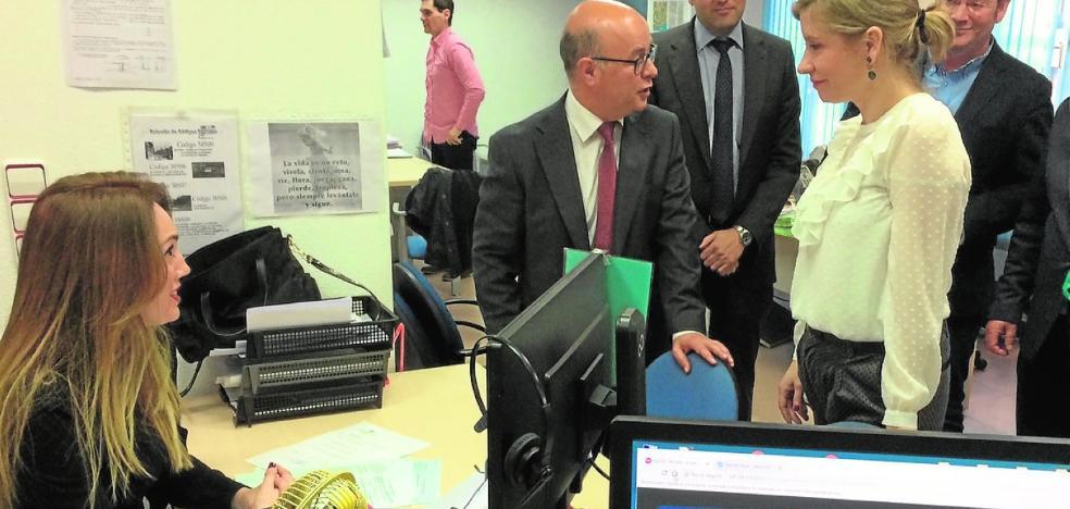 La Agencia Tributaria Regional recauda 4,1 millones a morosos en diez meses