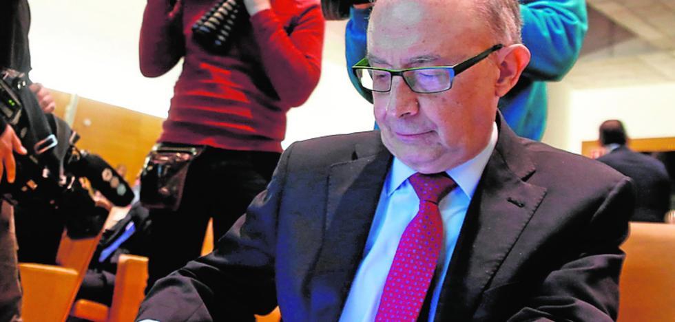 La Consejería reclama a Montoro que condone el 80% de la deuda regional