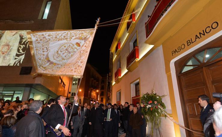 Inauguración de la Casa del Paso Blanco