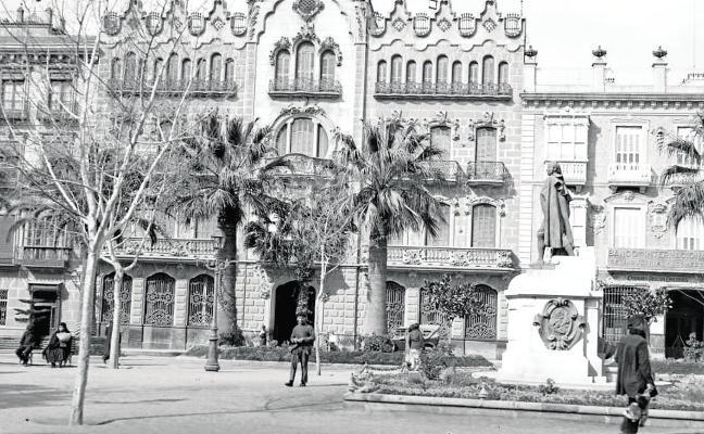 Ortells, el escultor de Máiquez