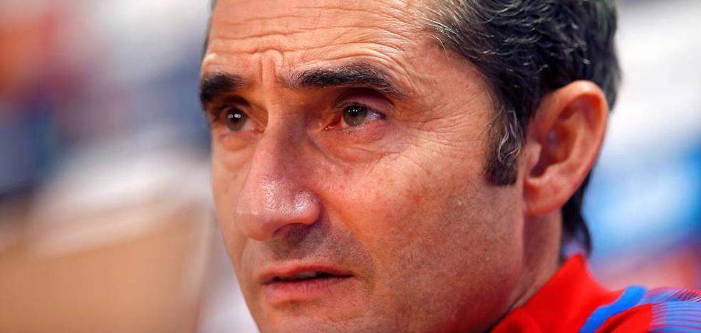 Ernesto Valverde: «No espero un partido duro ni agresivo»