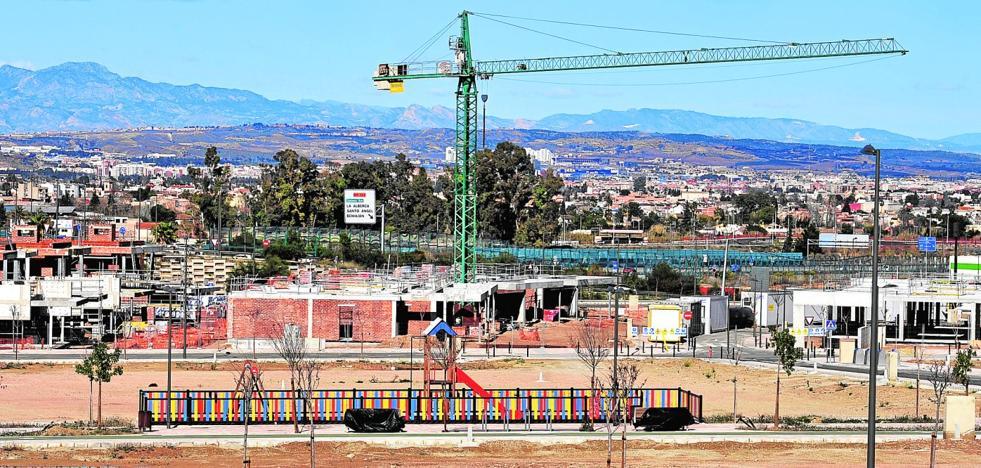 El Ayuntamiento de Murcia aprobó 240.000 casas en 17 años sin el obligado plan ambiental