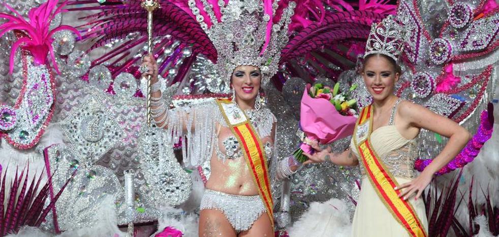Finuchi Mante, elegida reina del Carnaval de Cartagena