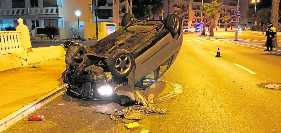 Muere decapitado un conductor tras salir despedido de su coche