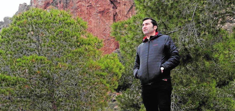 David López: «Todo lo que nos ocurre está relacionado con la mala alimentación»