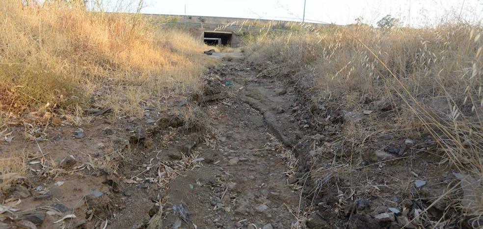 Vecinos del Llano del Beal exigen un plan que evite que las escorrentías lleguen al pueblo