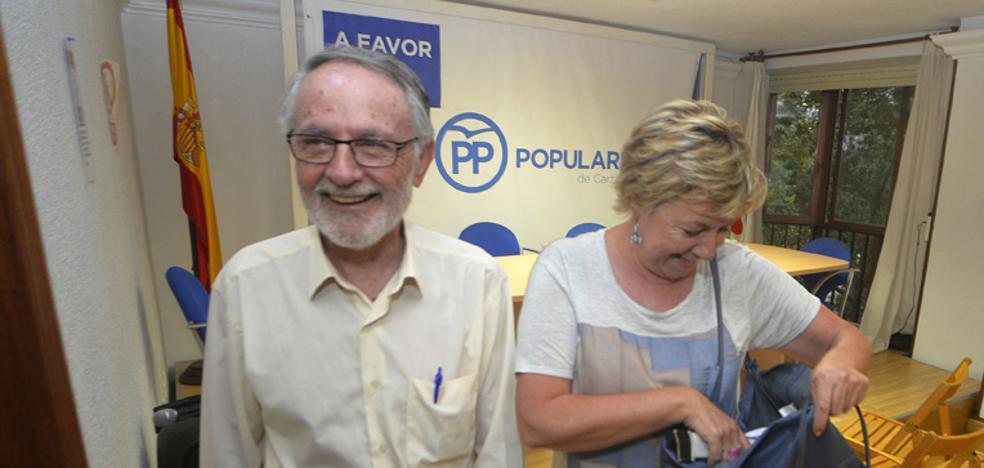 Celdrán declara que el PP de Cartagena iba a pagar el lavado de la reputación de Barreiro