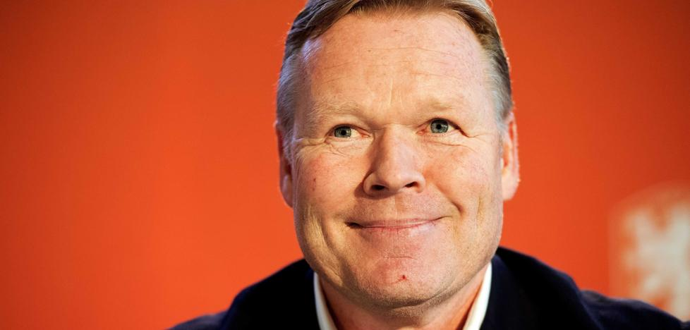 Ronald Koeman, nuevo seleccionador de Holanda