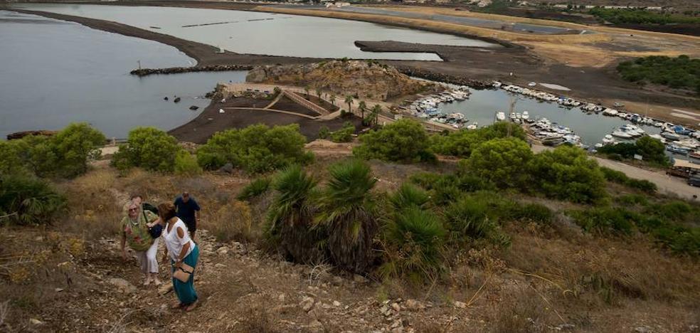 La Comunidad restaurará 29 zonas mineras de La Unión, Cartagena y Mazarrón
