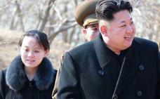 La hermana de Kim Jong-un visitará Corea del Sur para acudir a los Juegos Olímpicos