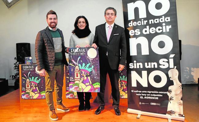 El Carnaval de Cabezo de Torres se suma a la campaña contra las agresiones sexuales