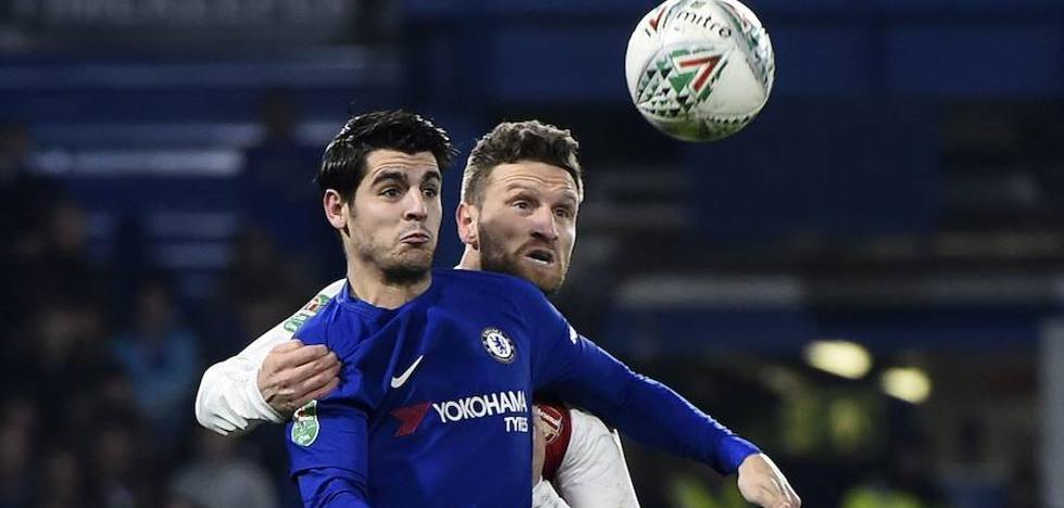 «No sé si Morata estará de baja un día, un mes o el resto de la temporada»