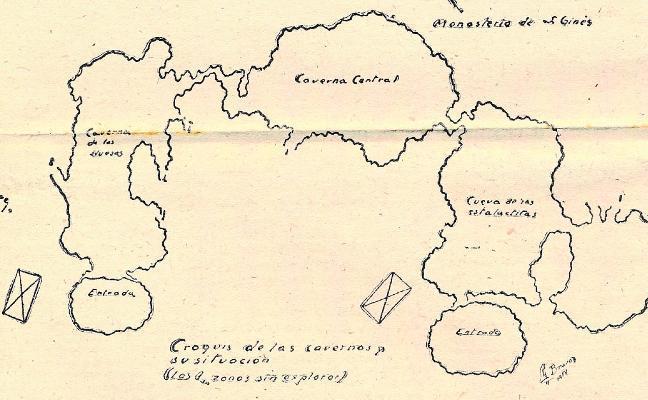 Los verdaderos descubridores de Cueva Victoria