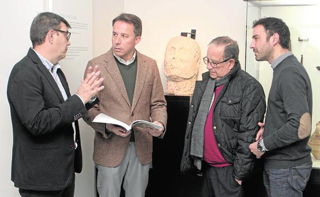 Los amigos del Arqueológico de Lorca piden la ampliación del museo