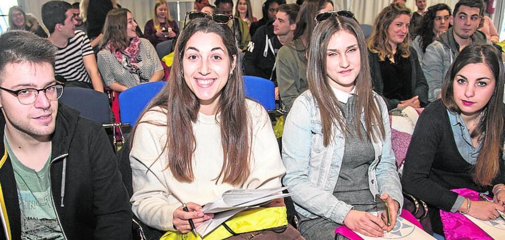 Los alumnos extranjeros aumentan un 20% en la UPCT al llegar más iberoamericanos