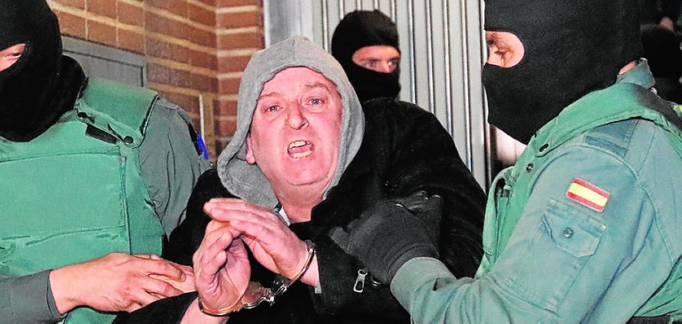 Cae un 'capo' del menudeo en Archena en una redada de la Guardia Civil