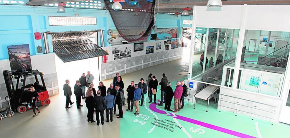 La lonja del Puerto de Mazarrón se 'convierte' en un museo para atraer turistas
