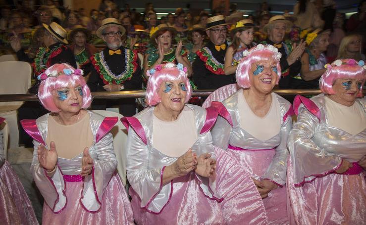 Carnaval de mayores de Cartagena