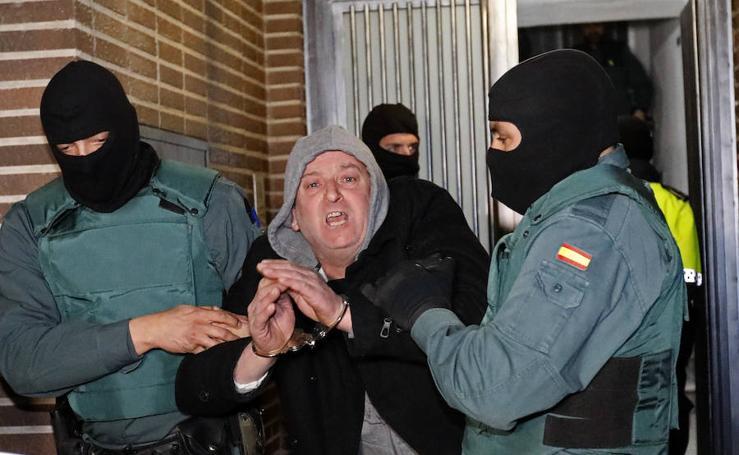 Dos detenidos en una operación antidroga en Archena