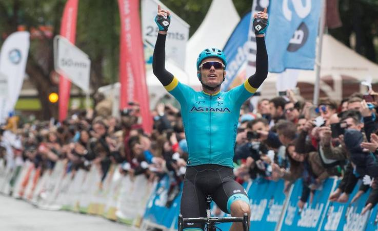 Luis León Sánchez conquista la Vuelta a Murcia