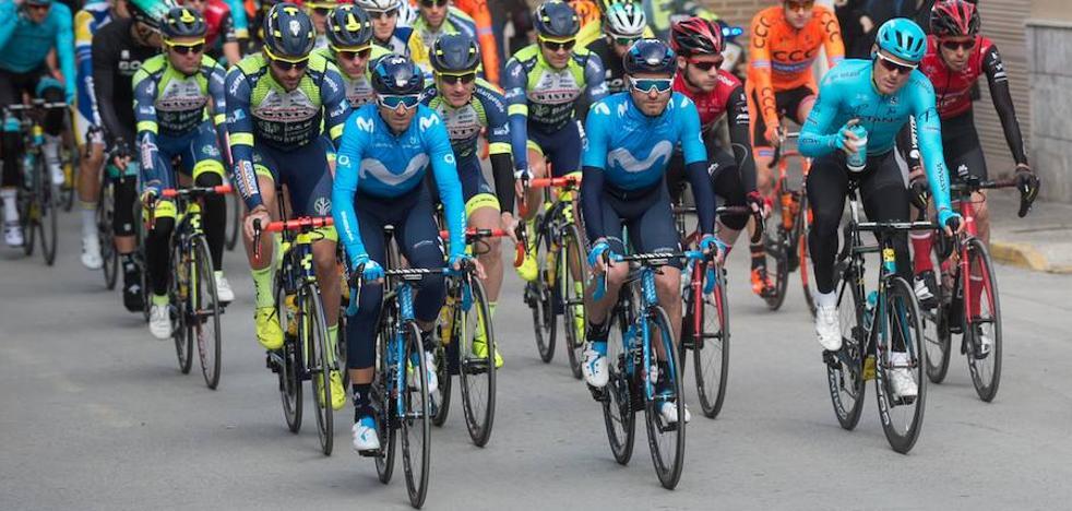 Directo: La Vuelta pasará a las 16.00 horas por el centro de Murcia