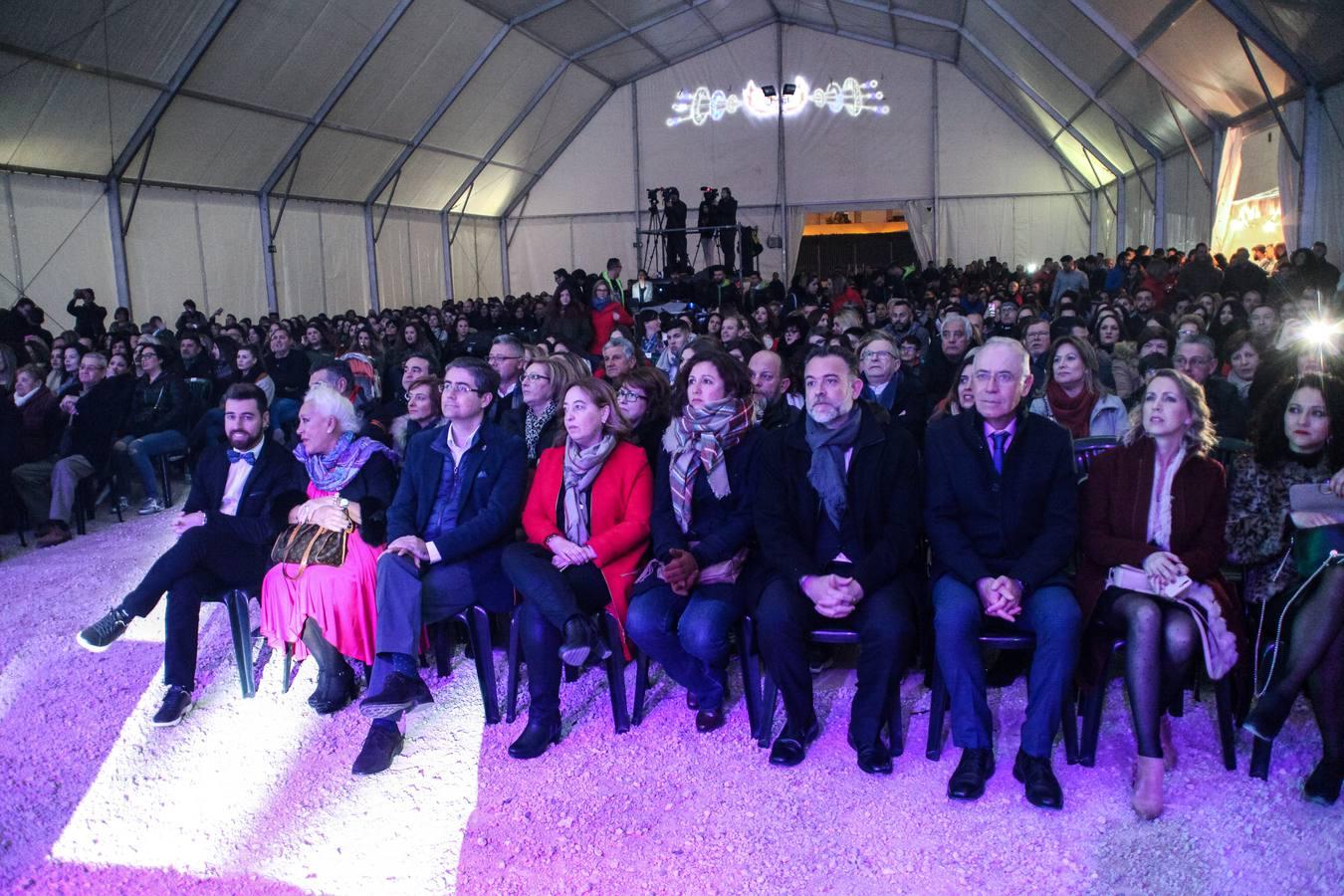 Pregón del carnaval de Cabezo de Torres a cargo de Doña rogelia y Mari Carmen
