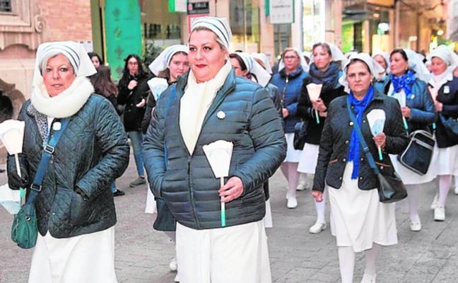 Procesión de la Virgen de Lourdes por el Año Jubilar Hospitalario