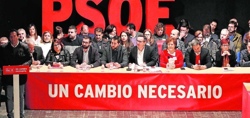 El PSOE da seis meses de plazo a Miras para elaborar la nueva ley del Mar Menor