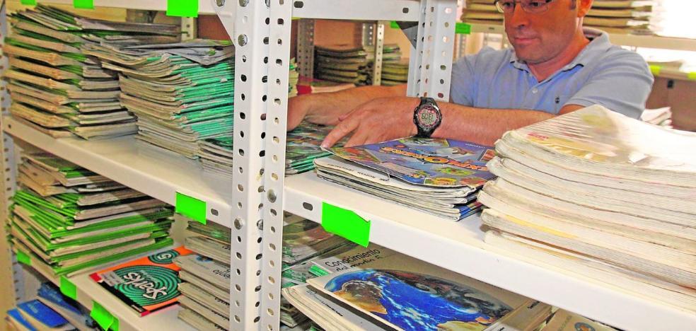 Los colegios comprarán los libros de texto para los alumnos de primero a cuarto de Primaria